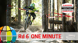 One Hot Day in One Minute: EWS Rd 6 Whistler, Canada - Video