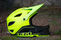 Giro Switchblade Helmet - First Look: Crankworx Whistler 2016