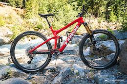 Trek Slash 29 - First Ride: Crankworx Whistler 2016