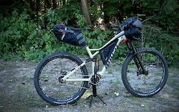 Ghost's H AMR X Adventure Bike - Crankworx Whistler 2016