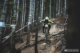 Inside the Tape: RAW Canadian Open DH Practice with Kenny Smith - Crankworx Whistler 2017