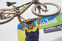 Throwback Thursday: Mountain Biking in the Olympics