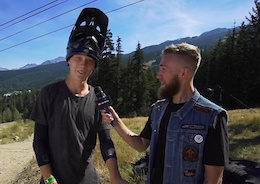 The Athletes of Slopestyle with Matt MacDuff - Whistler Crankworx 2016 - Video