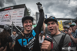 Just the Tip: Red Bull Joyride - Whistler Crankworx 2016 - Video
