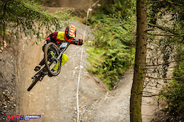 2017 HSBC UK National Downhill Series Presented by GT Bicycles