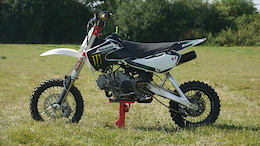 2006 KLX110 Full MOD For Sale