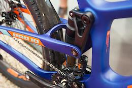 Propain Rage CF Downhill Bike - Eurobike 2016