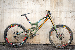 The Best Tech From Vallnord DH World Cups