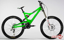 Commencal 2008 Sneak Preview