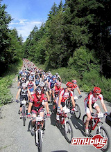 B.C. Bike Race — The Pacific Traverse Stage 1: Sooke to Lake Cowichan