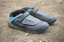禧玛诺骑行鞋 AM9 - 评测