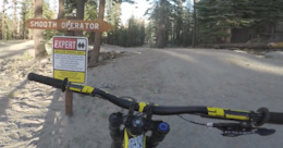 Cam Zink on Mammoth's Newest Trail: Smooth Operator - Video