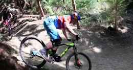 Brook Macdonald and Charlie Makea Ripping Minefield Trail - Video