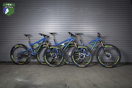 Win a Santa Cruz Shimano XTR Equipped Bike with Trans-Cascadia