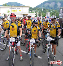 B.C. Bike Race: The Pacific Traverse - Stage 2: Lake Cowichan to Port Alberni