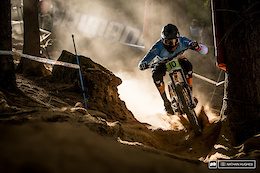 Getting to Know: 18 Year-Old World Cup DH Racer Magnus Manson