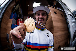 Danny Hart's Winning Run - Val Di Sole DH World Champs 2016