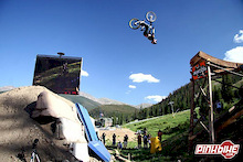 Crankworx Colorado Roadtrip - Day 4: Slopestyle qualifying, and Big Air contest.