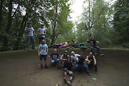 Sick jam with a sick crew thanks for trails guys!
