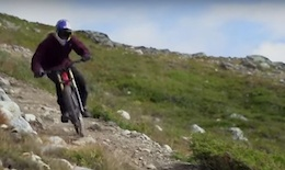 Makken Rips Besseggen Ridgeline, Norway - Video