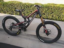 2014 Brand New - Santa Cruz V10c