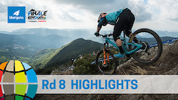 Stop the Clocks: EWS Rd 8 Highlights, Finale Ligure, Italy