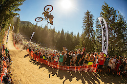 The YT Crew Sends Crankworx Whistler - Video