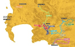 2017 Absa Cape Epic Route Revealed - Video