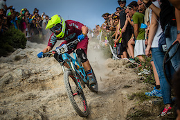 Ibis Cycles Enduro Race Team at EWS Finale Ligure, Italy
