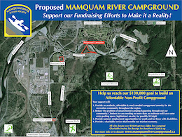 Squamish Campground Project - An Affordable Place to Stay