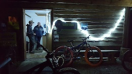 12-Hour DH Night Ride for SportsAidWeek