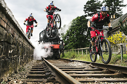 Danny MacAskill's Wee Day Out from his POV - Video