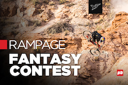 YT Industries - Red Bull Rampage Fantasy Contest