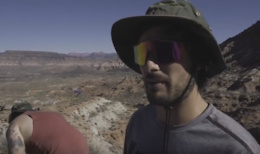 Talking Lines - Red Bull Rampage 2016