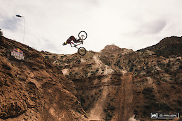Brandon Semenuk's Winning Run - Red Bull Rampage 2016