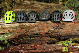 Ridden And Rated - Six Helmets