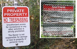 "Don't Panic! CMHC Signs Most of Mount Seymour Trails ""No Trespassing"""