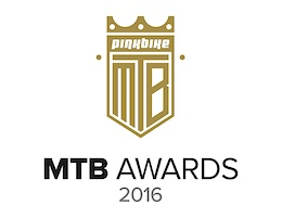 2016 Pinkbike Awards - Athlete of the Year Winner