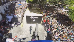 Yoann Barelli's 2016 Taxco DH Run - Video