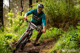 Slippin' and Slidin' at the FourForty Gravity Enduro