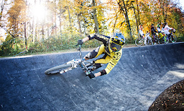 Austria Celebrates its First Velosolutions Asphalt Pumptrack - Video