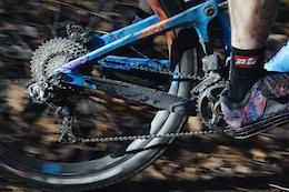 Shimano XT Di2 Drivetrain - First Ride