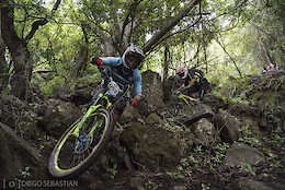 The Big Mountain Enduro NAET Finals in Mascota Mexico