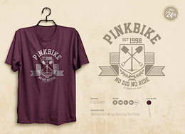 New Shirts in the Pinkbike Store