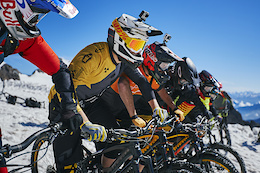 Sun, Snow and Skids - Nukeproof at the Megavalanche 2016