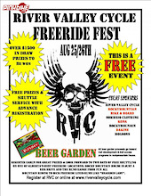 RVC and RMB&B present Freeride Fest August 25th and 26th