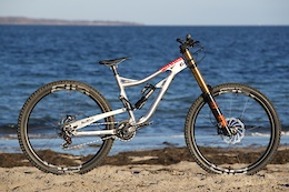 Alutech Unveil the Sennes DH 29