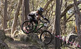 Victorian Downhill Series: Barjarg, Round Three - Video