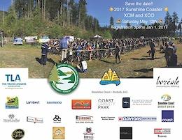 2017 Sunshine Coaster XCM Race - May 13th, 2017