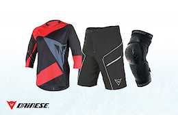 Win a Dainese Prize Package - Pinkbike's Advent Calendar Giveaway